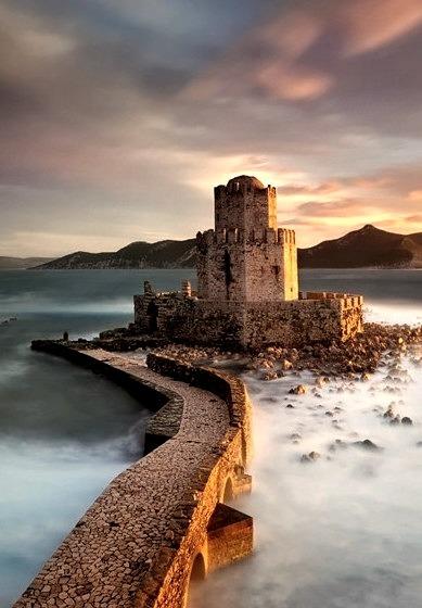 Fortress of Methoni, Greece