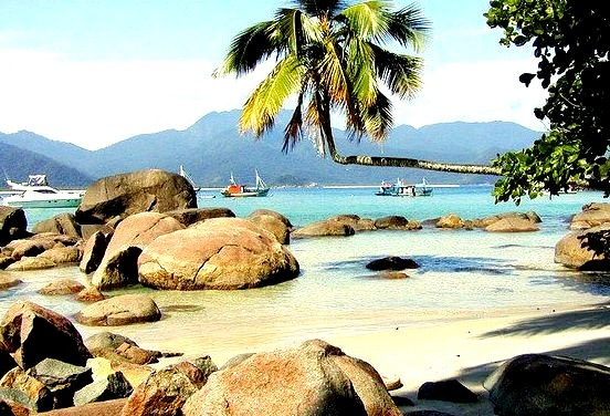 by whl.travel on Flickr.Aventureiro Beach - Ilha Grande, Brazil