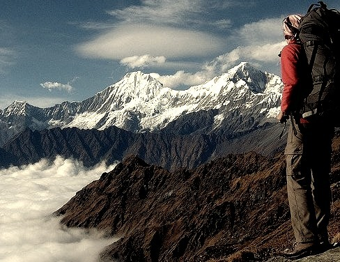 by zphoto on Flickr.Climbing Expedition in Ganesh Himalaya, Nepal.