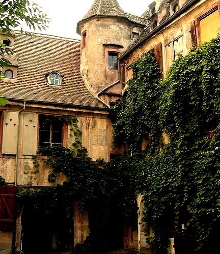 Ancient House, Strasbourg, France