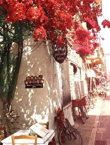 Side Street, Nafplio, Peloponnese, Greece