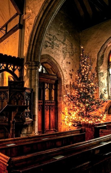 Christmas Tree, Kent, England