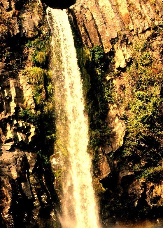Radal Siete Tazas National Park, Chile
