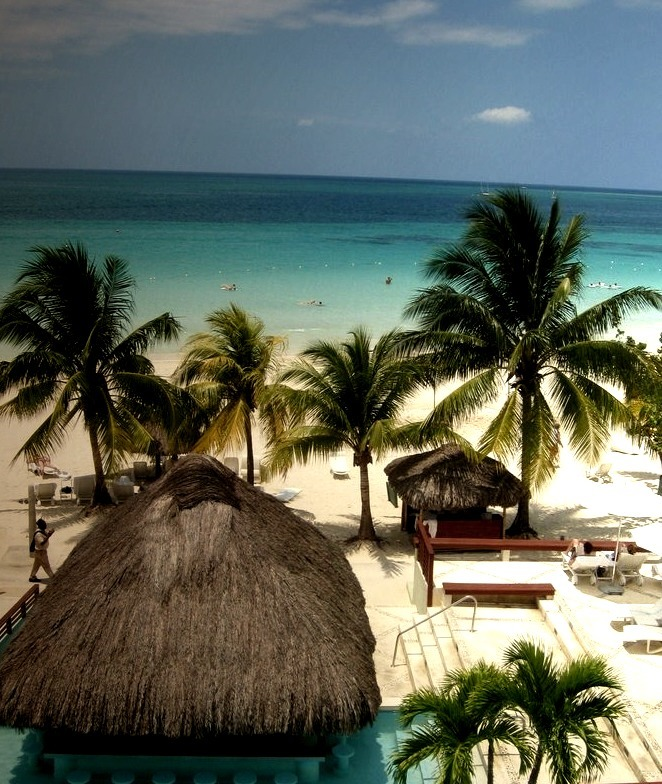 Tropical dreaming, Negril / Jamaica