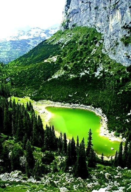 Jablan Lake, Durmitor National Park / Montenegro